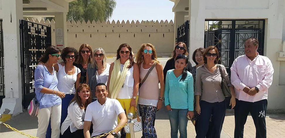 María Tello (Passion Dubai Tours)
