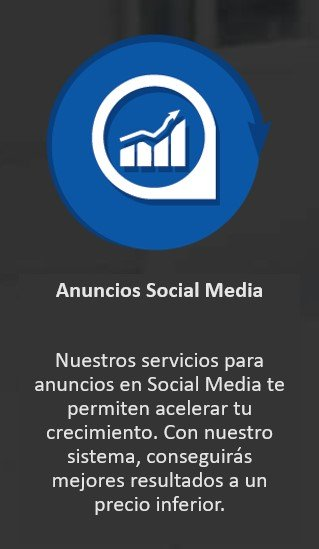 marketing - anuncios social media
