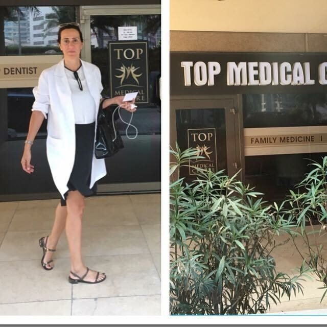 Dra. Joanna Fadel (Top Medical Centre)👍