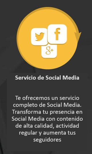marketing - servicio de social media