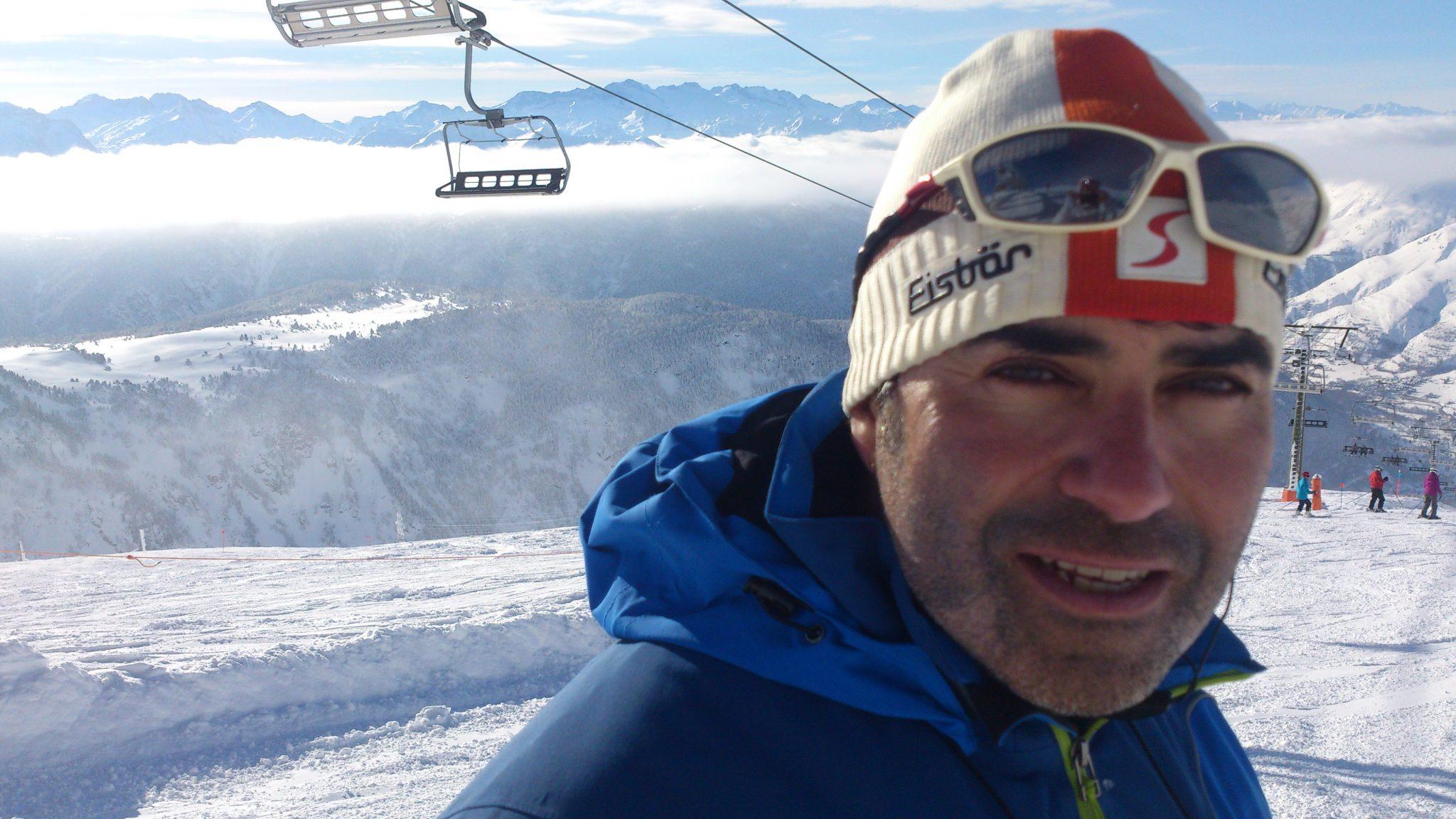 David Palobart (Clases de esquí)