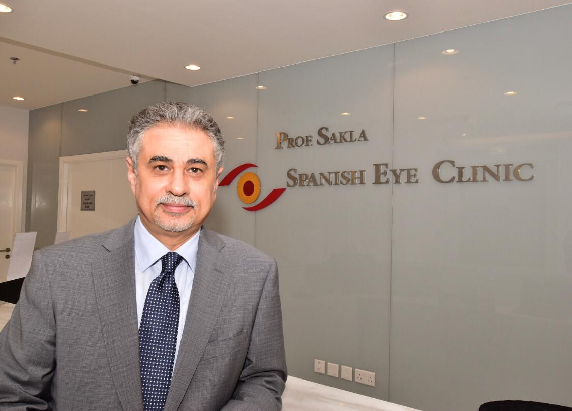 Dr. Hani Sakla (Spanish Eye Clinic) 👍