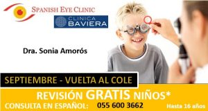 revision ojos vista niños gratis