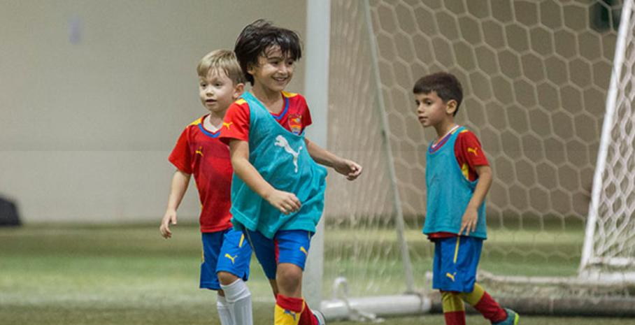 Michel Salgado (Spanish Soccer School – Fútbol Dubái)