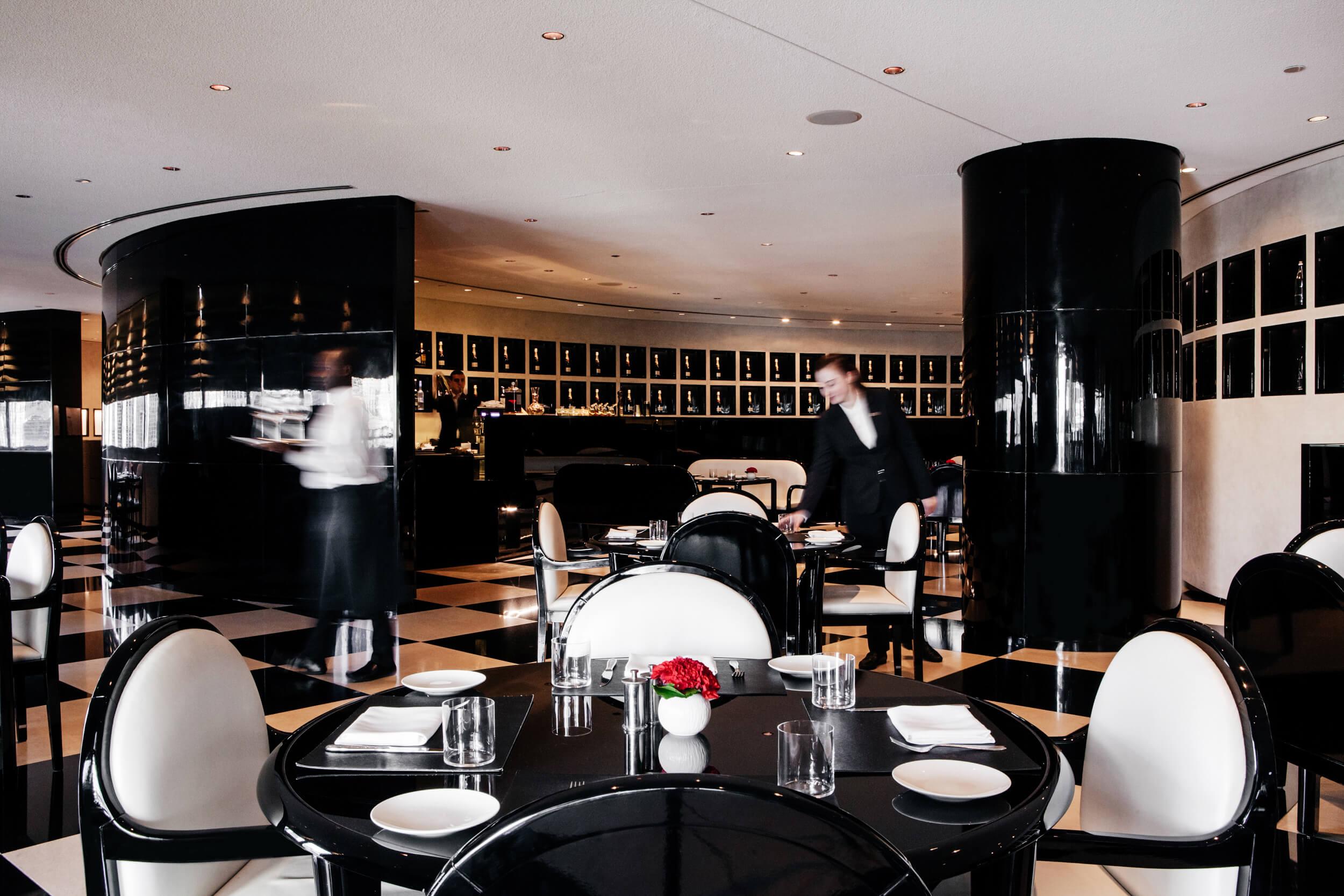 Restaurante Armani Deli
