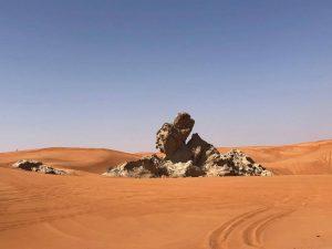 montaña MleihaSharjah arqueología Emiratos Dubai en español enespanol (6)