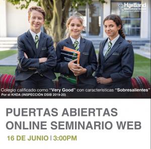 Colegio Hartland International School Dubai enespañol español