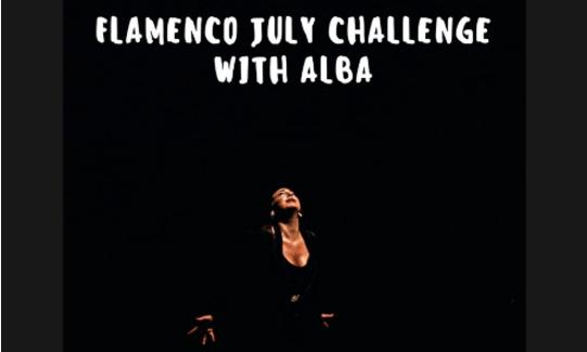 clases flamenco dubai amalia