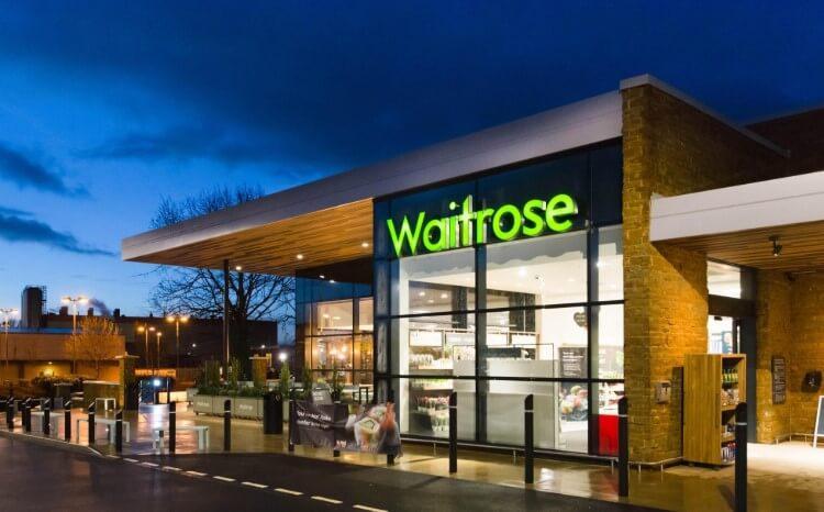 Waitrose Supermercados (varias ubicaciones)